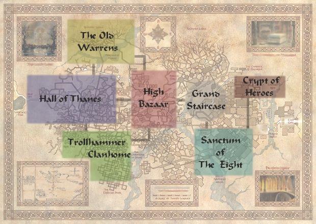 Vault of kings mega level one