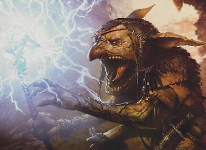 Goblin shamen