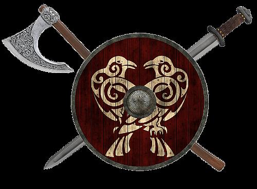 Viking crest