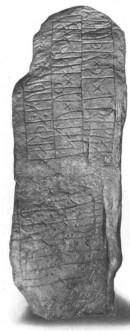 De rune haddeby1 b