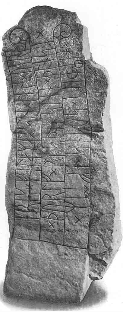 De rune haddeby1 a