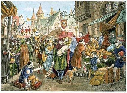 Euro medieval fair