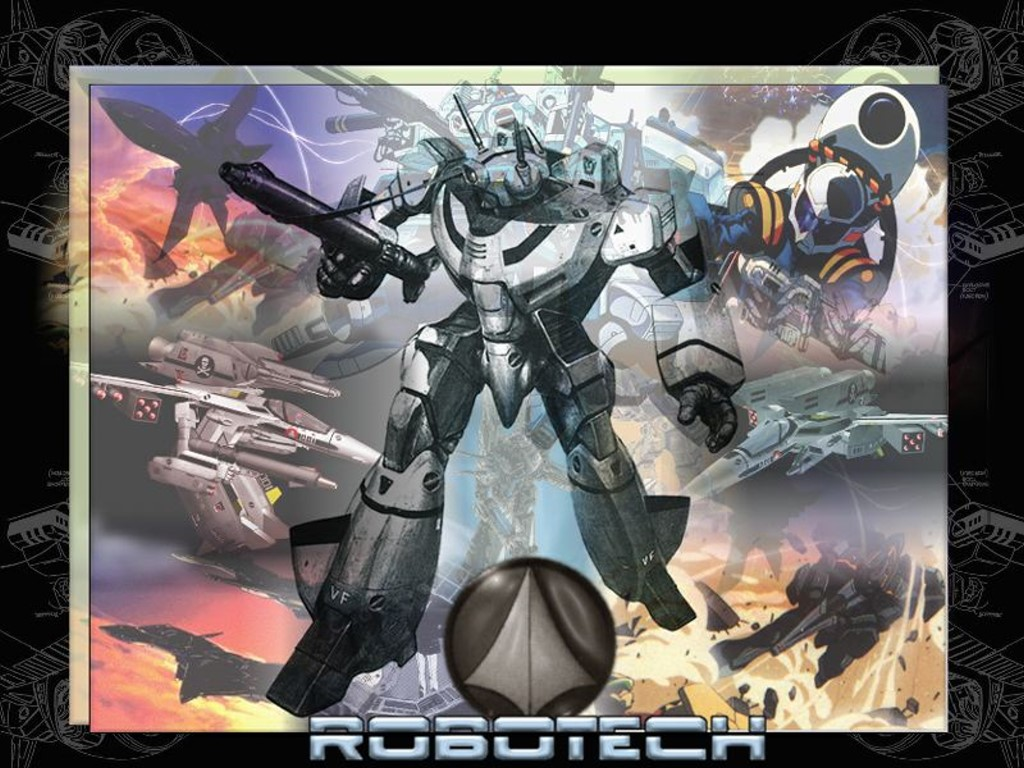 Robotech wallpaper 3