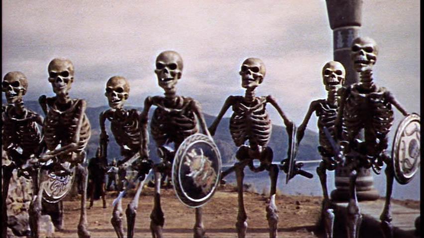 Argonauts skeletons