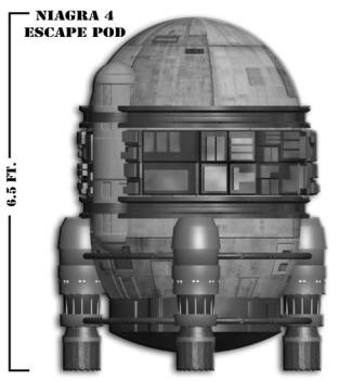 Magnum escape pod