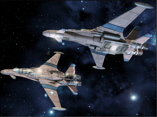 Valkyrn class interceptor