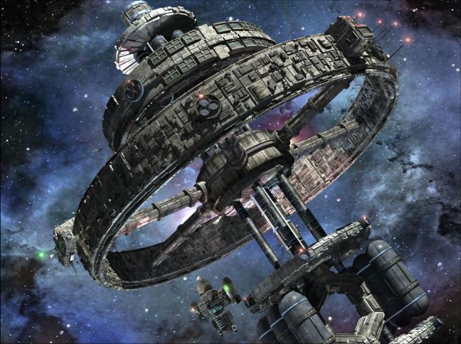 Argo class deep space port