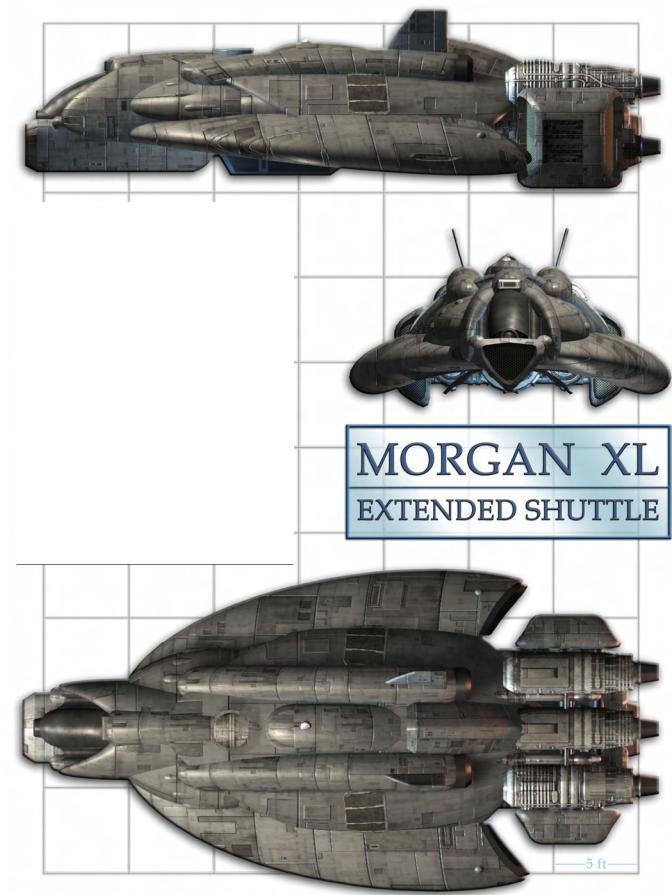 Morgan shuttle