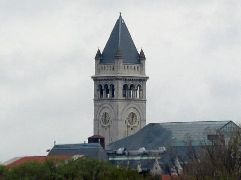 P373024 washington d.c clock tower