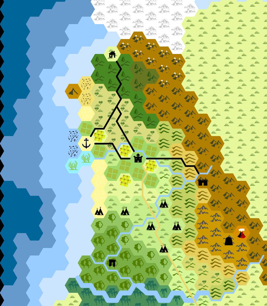 Krovus northern kingdoms