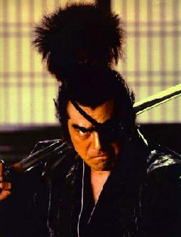 Sonny chiba as jubei yagyu