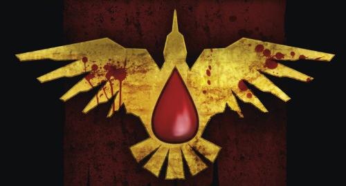 Blood Raven Symbol