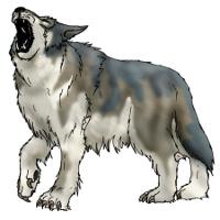 Schreckenswolf