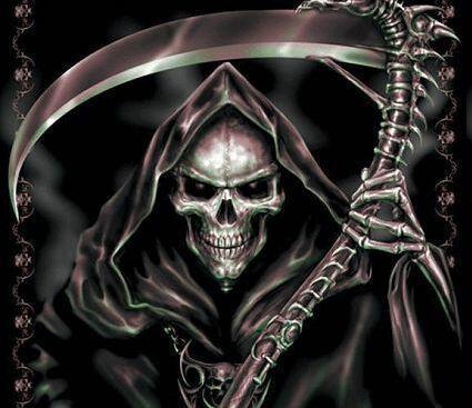 The grim reaper321525906