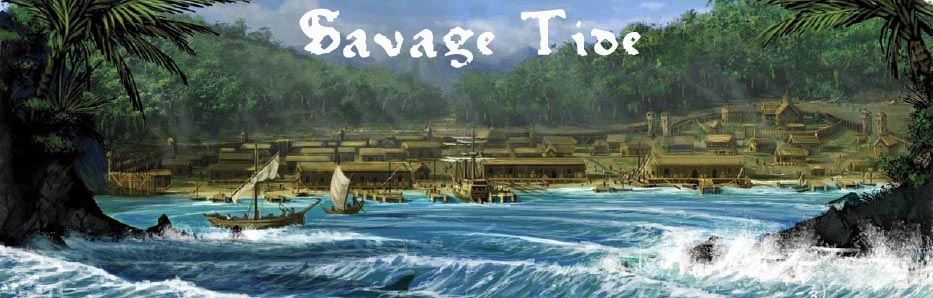 Savage Tide
