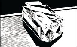 Crystal spell box