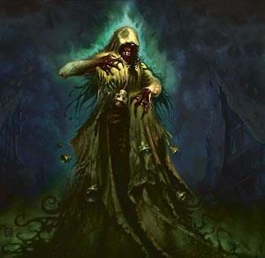 Demi wraith