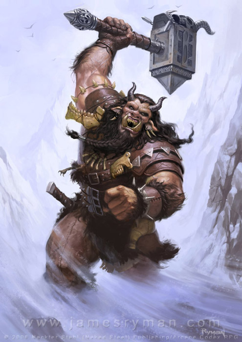 Troll hammer