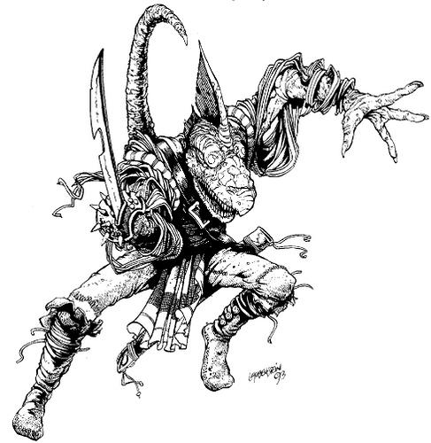 T skrang swordmaster