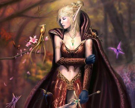 Elf female