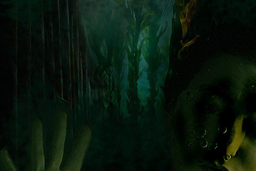 Killer kelp