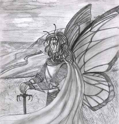 Windling warrior