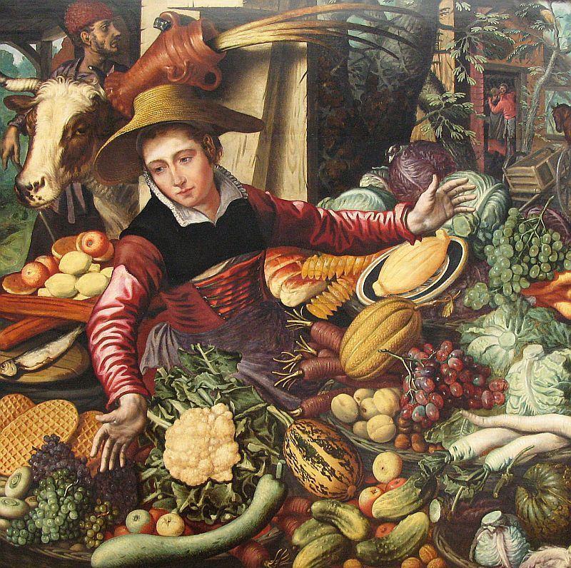 Human greengrocer