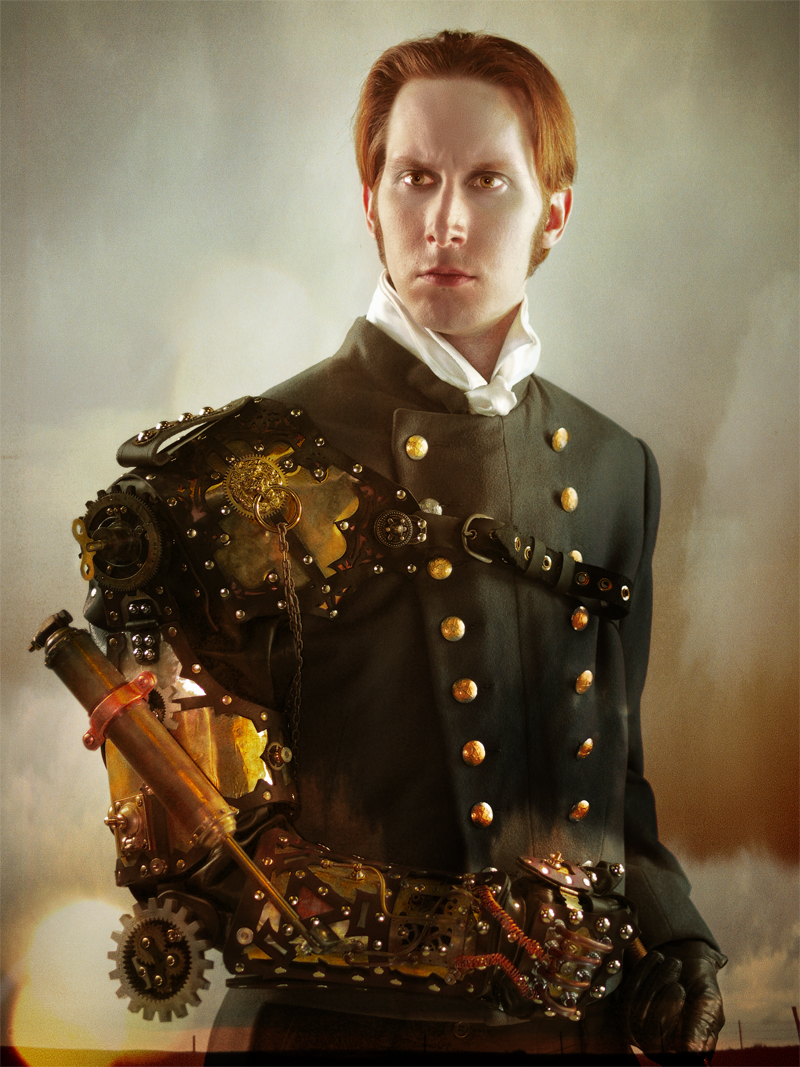 Steampunk officer1