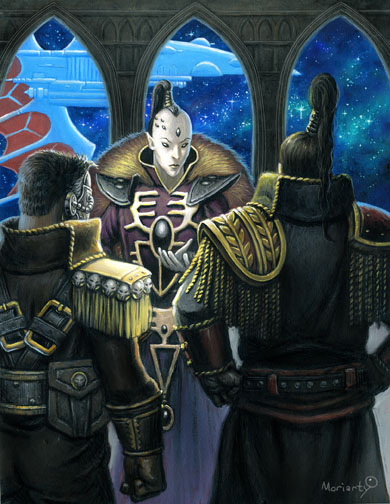 Meeting with eldar moriarty