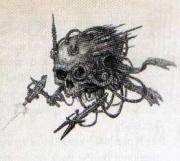 180px servo skull