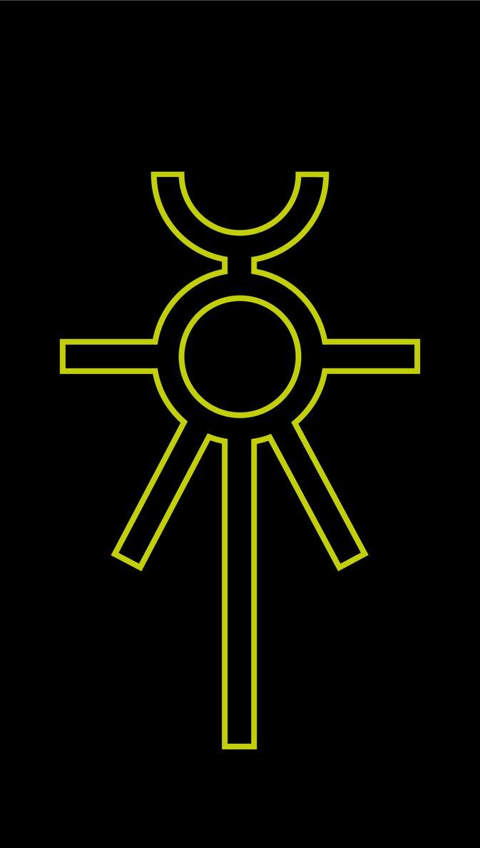 Necron symbol