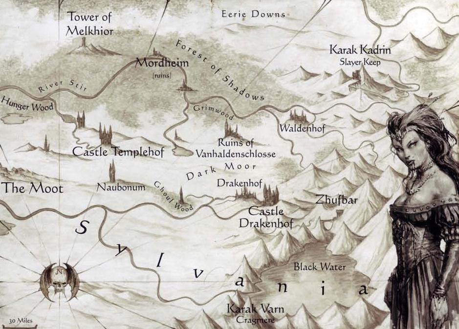 Map sylvania 3