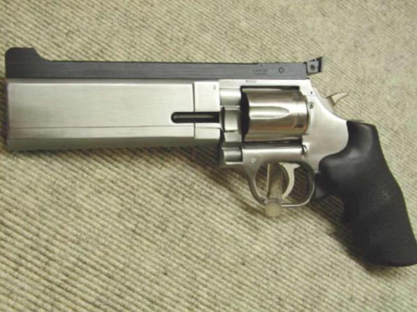 Dan wesson revolver dw ppc 38 357 mag