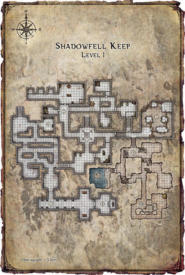KotS - level 1