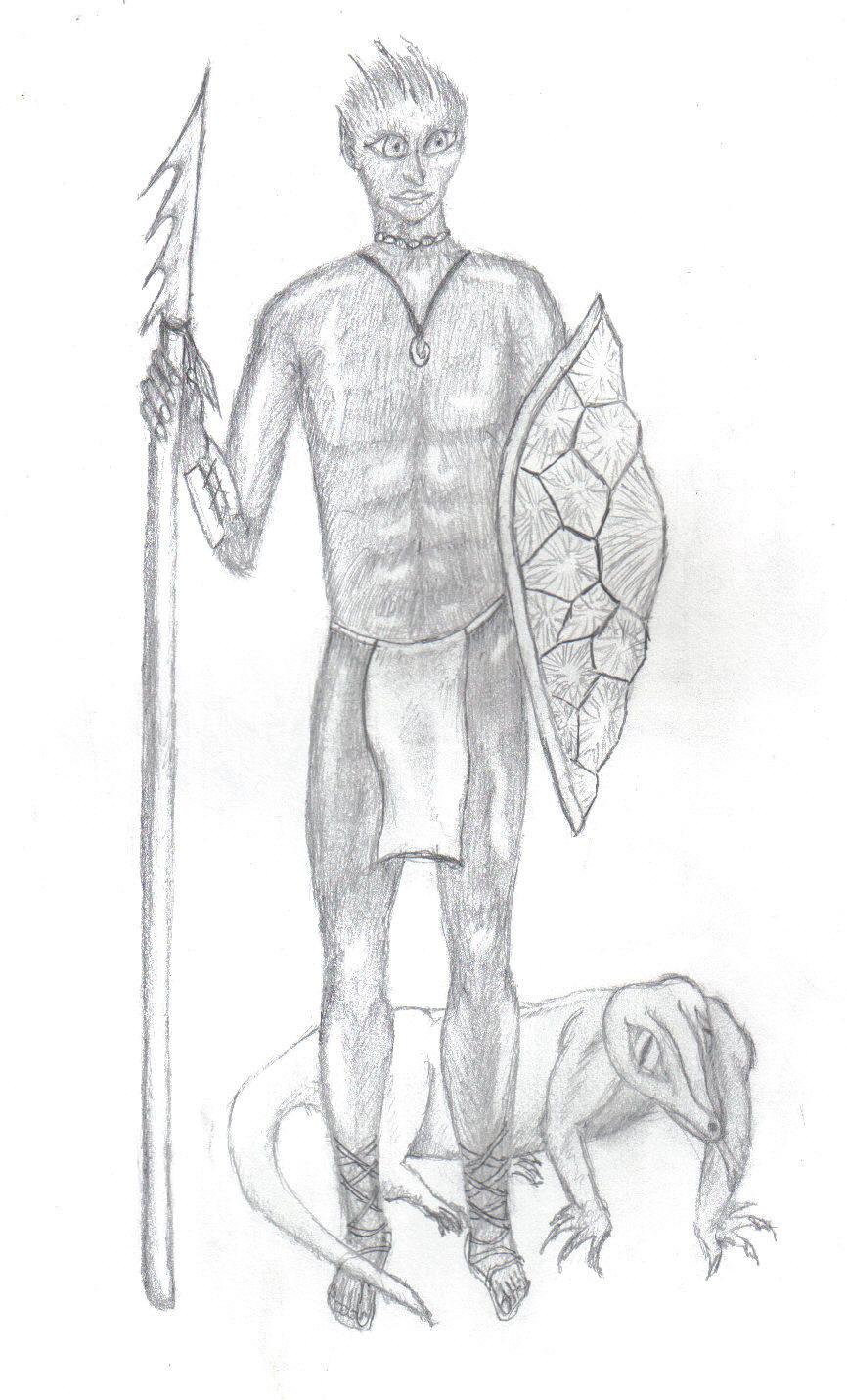 Maraket druid