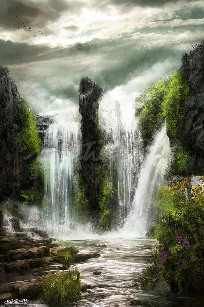 Waterfall72