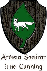 Ardisia Saebrar - The Cunning