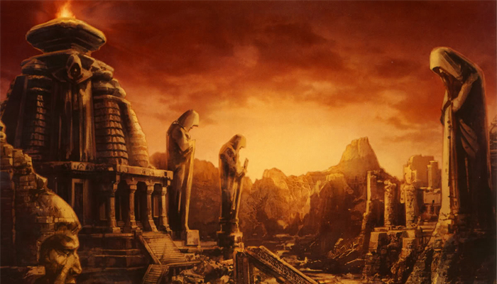 Sith ruins
