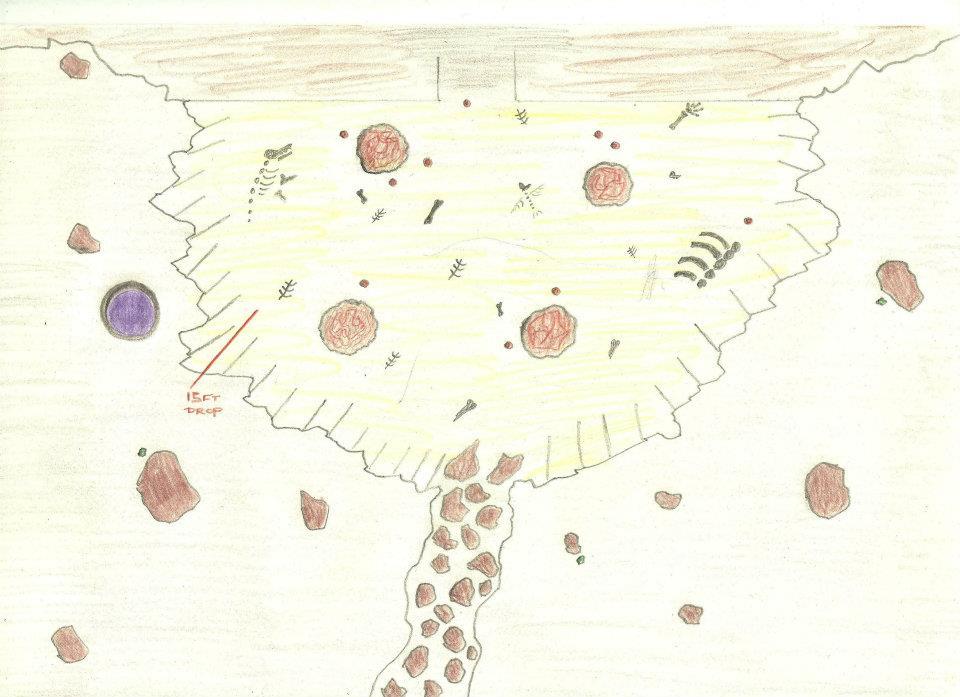 Termite lair