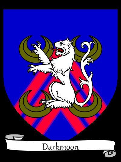 Darkmoon heraldry
