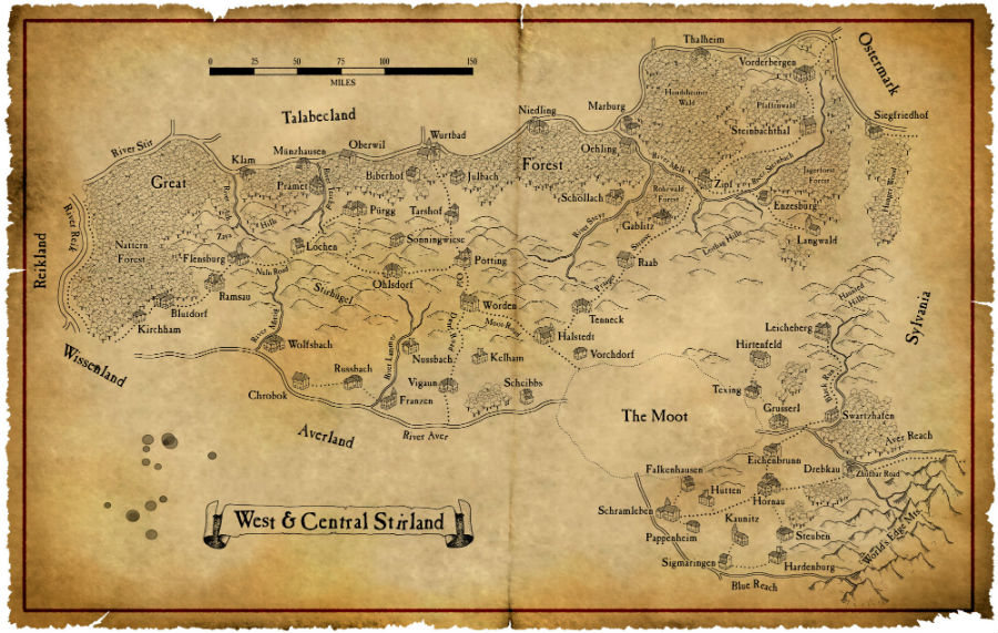 Map west and central stirland v2 small