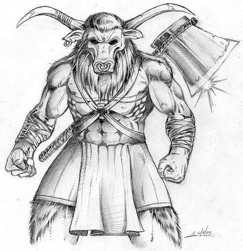 Yereth urol sketch