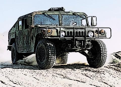 Humvee 01