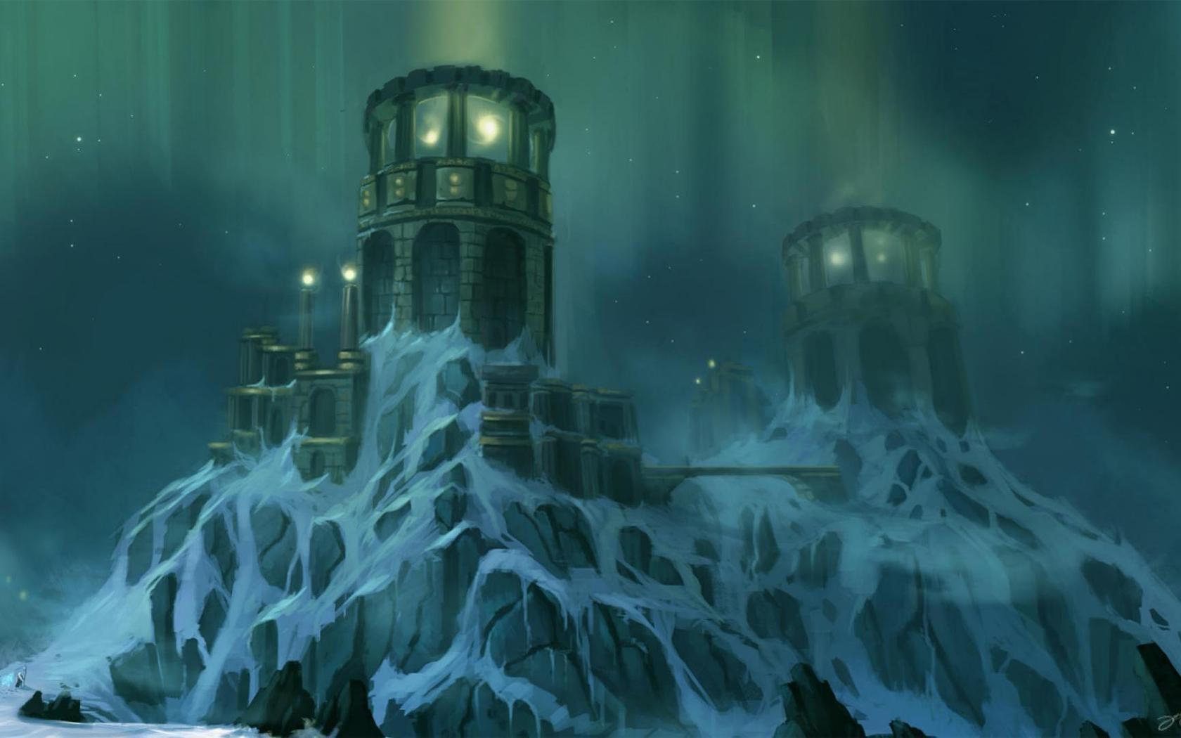 Tower of winternight