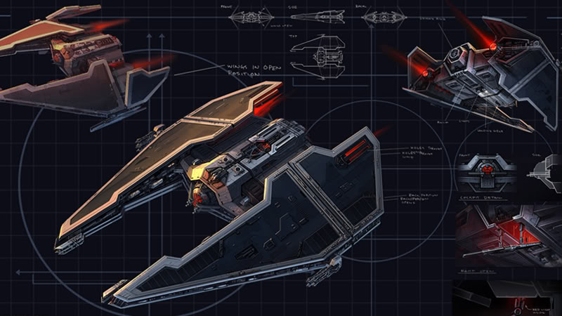 Sith interceptor
