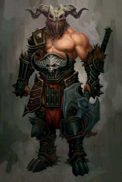 Jorgan the stormlord