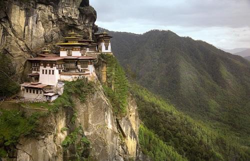 Tigers nest monastery 2