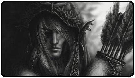 R169 457x257 5837 elf 2d fantasy elf archer picture image digital art