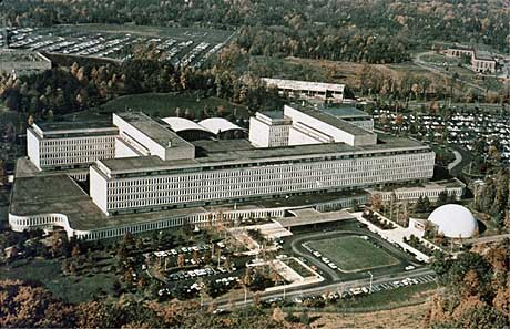Cia buildings