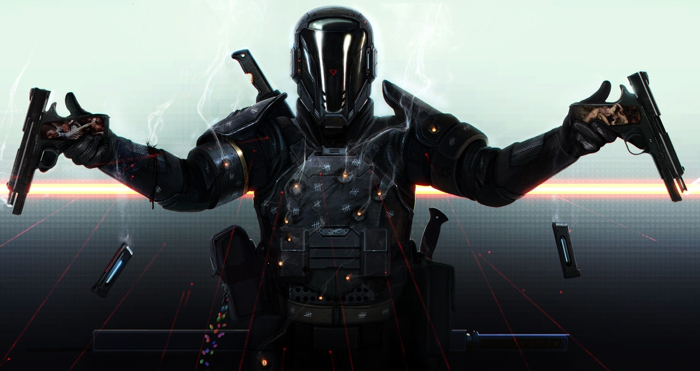 Black bounty armor iii